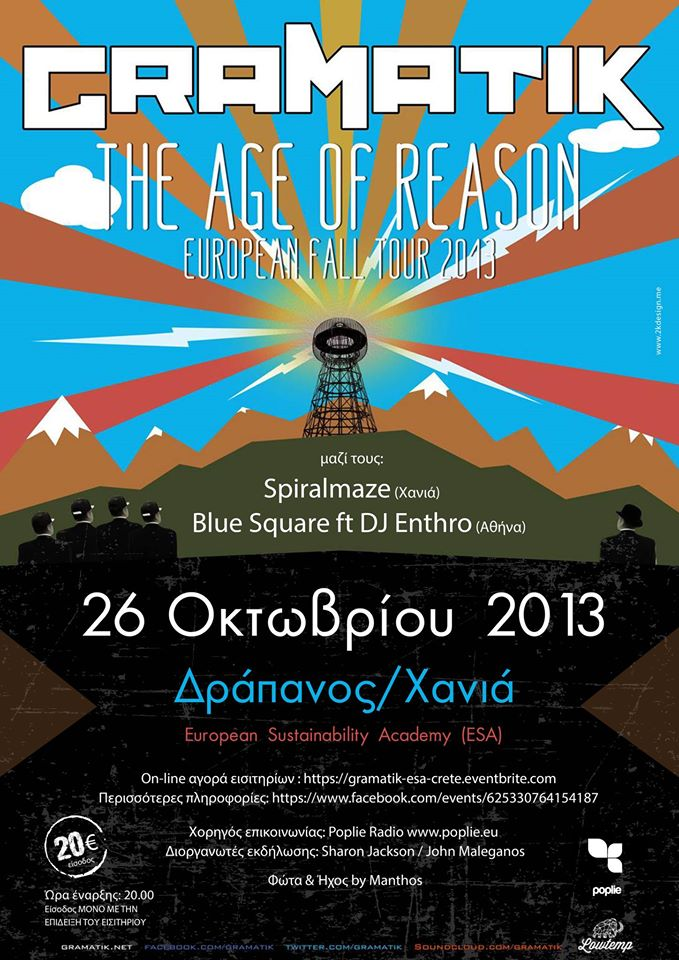 Age of Reason poster